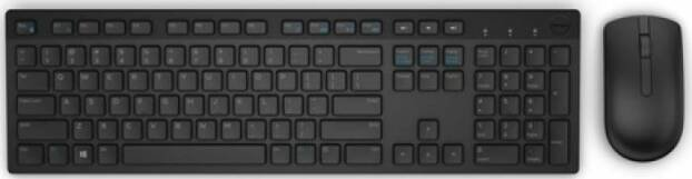 Kit tastatura + Mouse Dell KM636 Wireless Cod: 580-ADFW